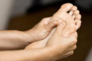 Massage Fuss